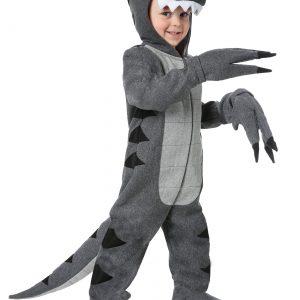 Toddler Woolly T-Rex Costume