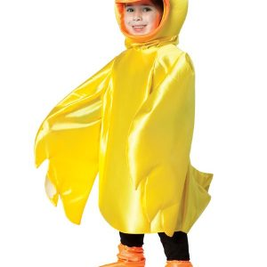 Toddler Yellow Ducky Costume