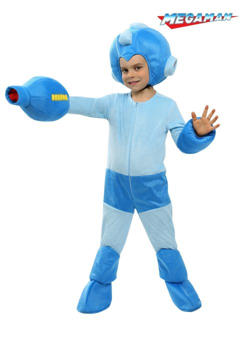 Toddler and Infant Mega Man Costume