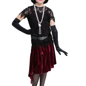 Toe Tappin' Flapper Girls Costume