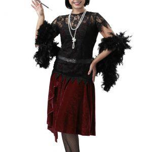 Toe Tappin' Flapper Plus Size Women's Costume