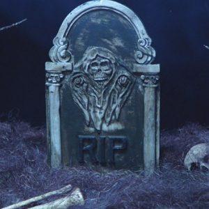 Tombstone Reaper Prop