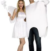 Tooth Fairy and Tooth Costume