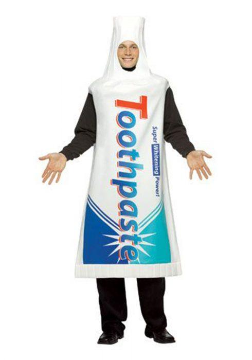 Toothpaste Costume