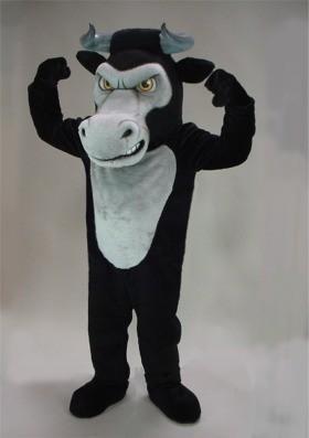 Toro Bull Mascot Costume