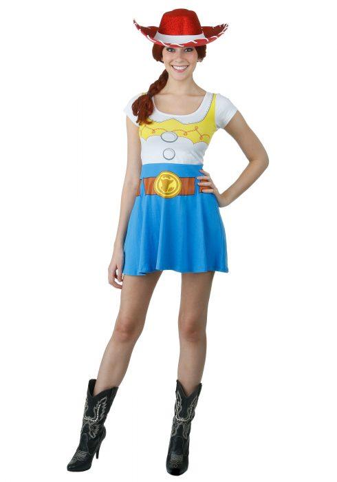 Toy Story I Am Jessie Skater Dress
