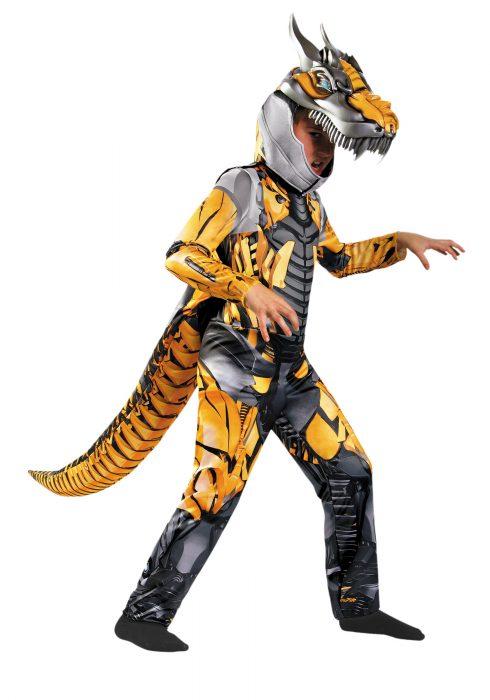 Transformers Child Deluxe Grimlock Costume