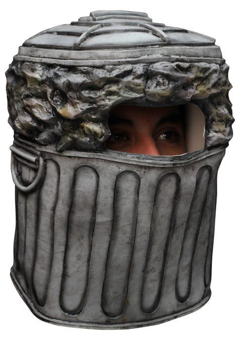 Trash Can Adult Mask