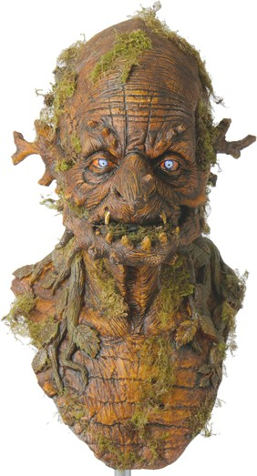 Tree Witch Halloween Mask