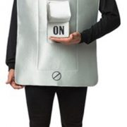 Turn Me On Light Switch Costume
