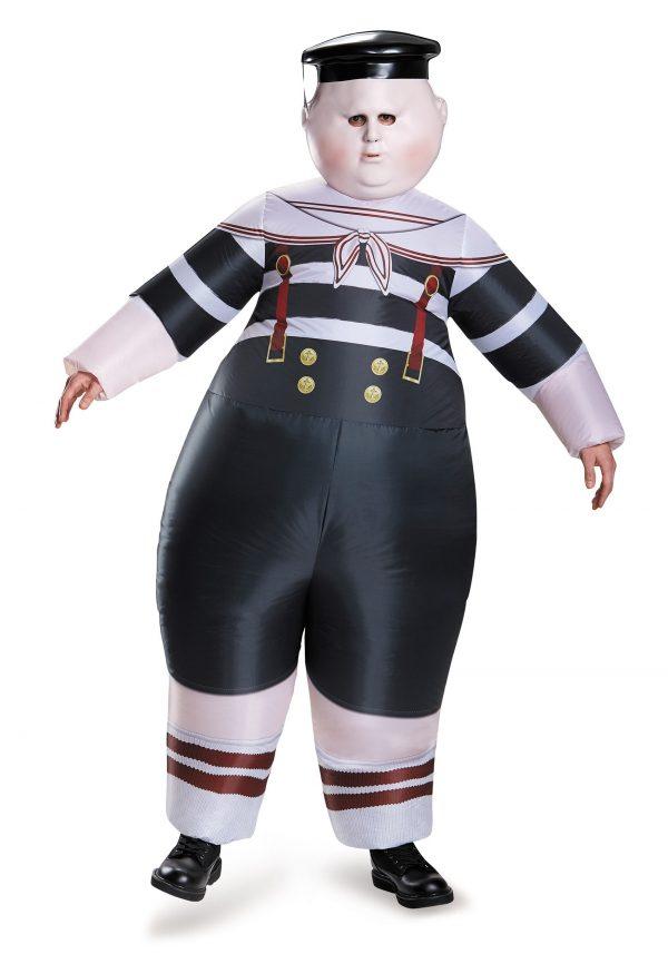 Tweedle Dee/Dum Inflatable Adult Costume