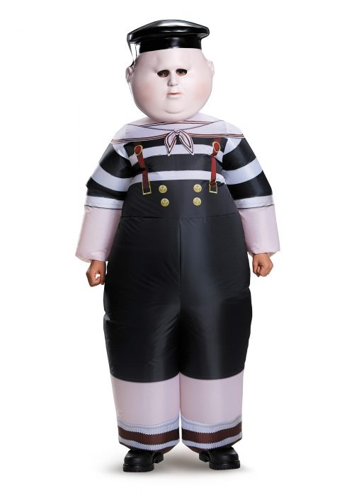 Tweedle Dee/Dum Inflatable Child Costume