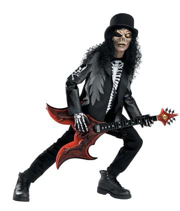 Tween Cryptic Rocker Costume