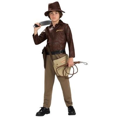 Tween Deluxe Indiana Jones Costume