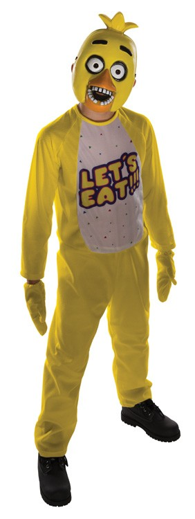 Tween Five Nights at Freddy's Chica Costume