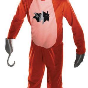 Tween Five Nights at Freddy's Foxy Costume