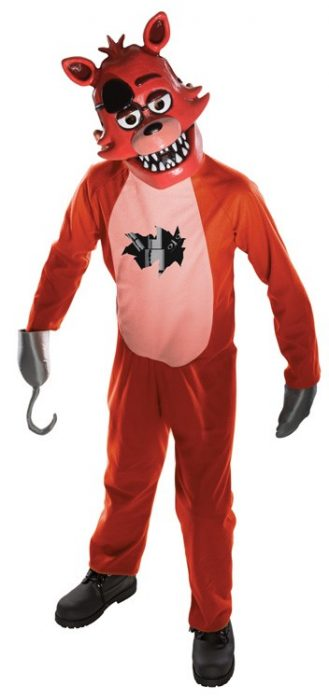 Tween Five Nights at Freddy's Foxy Costume