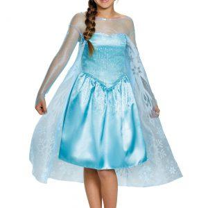 Tween Frozen Elsa Costume
