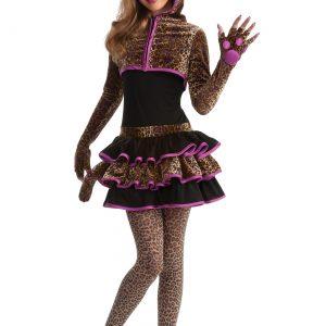 Tween Leopard Costume