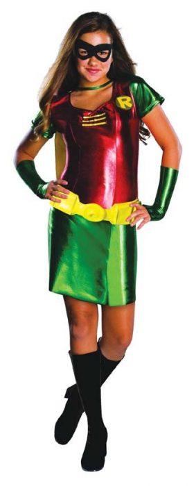 Tween Teen Titans Robin Costume