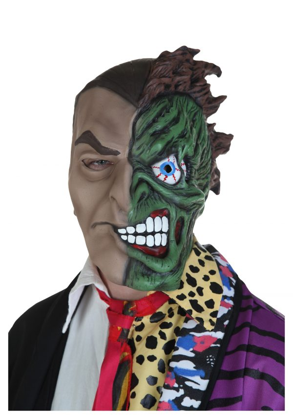 Two-Face Mask