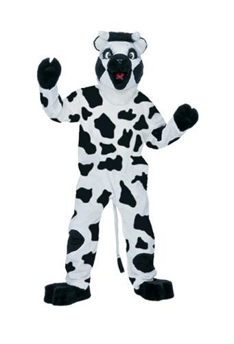 Two Person Cow Mascot Costume