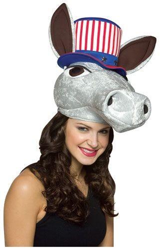 USA Donkey Hat - Democrat Hat