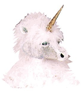 Unicorn Head Mask
