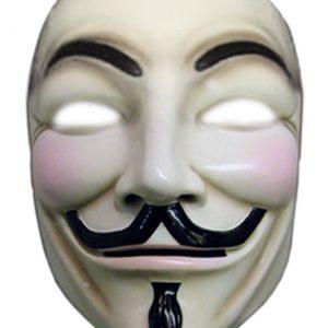 V for Vendetta Deluxe Mask