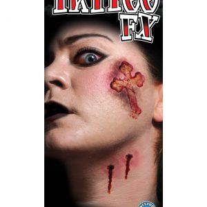 Vampire's Kiss Temporary Tattoo Kit