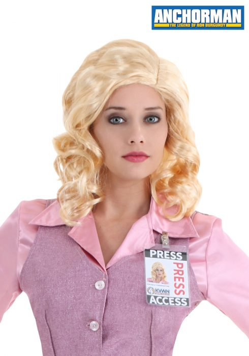 Veronica Corningstone Wig