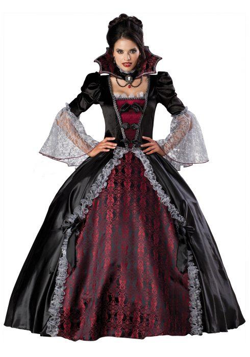 Versailles Vampiress Costume