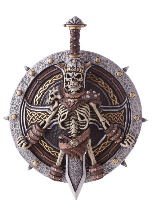 Viking Lord Shield & Sword