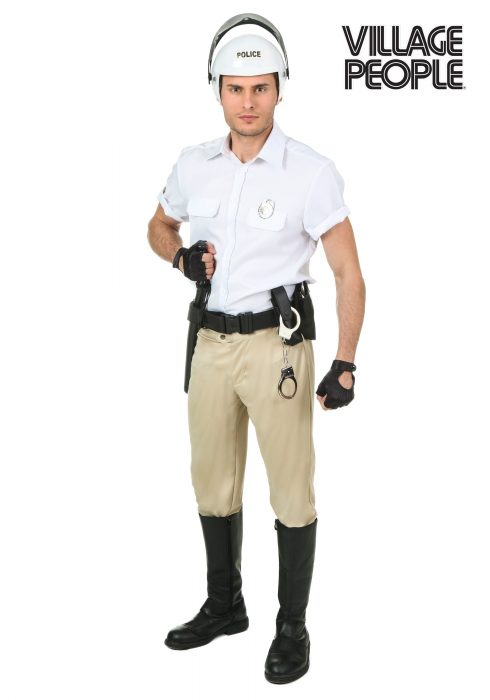 Village People Police Costume