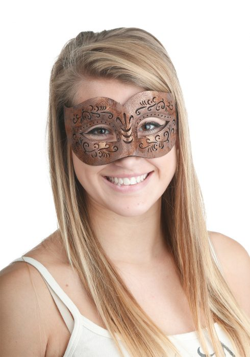 Vinay Leather Eye Mask