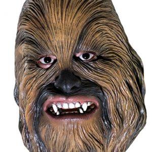 Vinyl 3/4 Chewbacca Mask