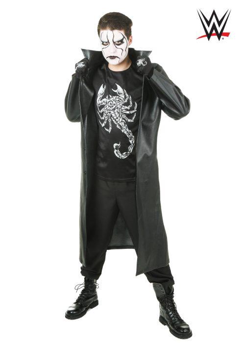 WWE Men's Sting Costume