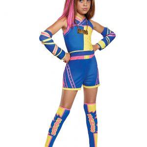 WWE Sasha Banks Girls Costume