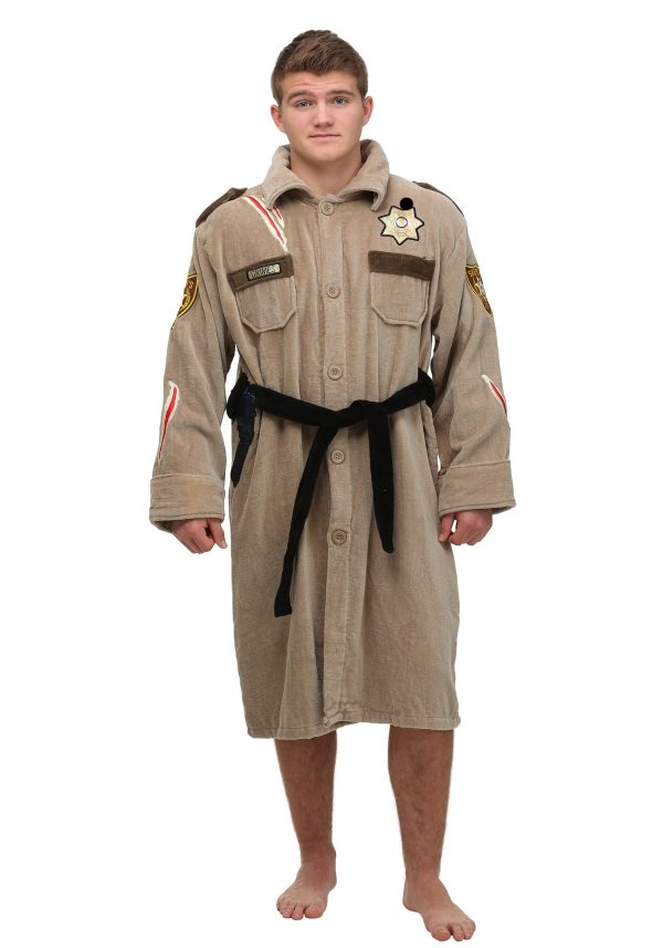 Walking Dead Rick Grimes Bathrobe
