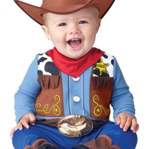 Wee Wrangler Cowboy Costume