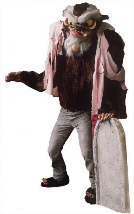 Werewolf Mascot Costume