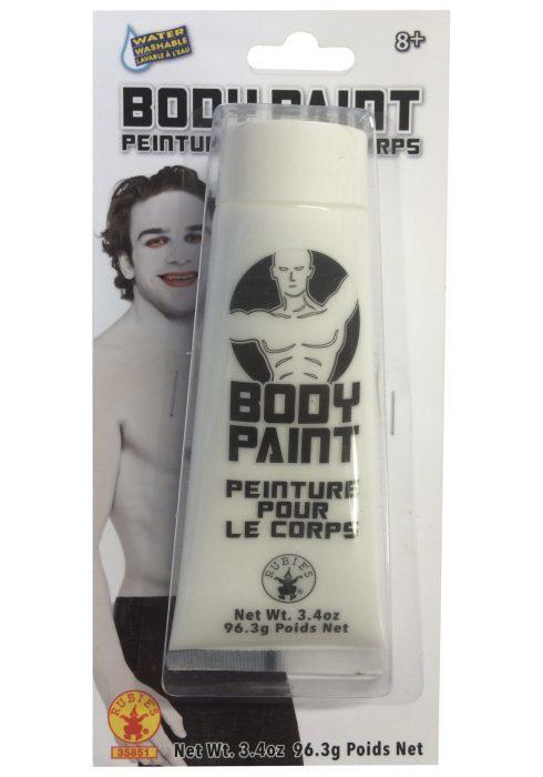 White Body Paint
