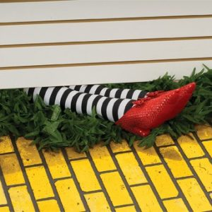 Wicked Witch of the West Leg Prop