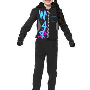 Wild Child Ninja Costume