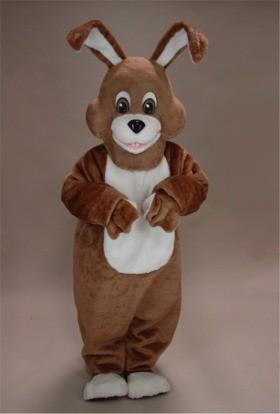 Wild Rabbit Mascot Costume