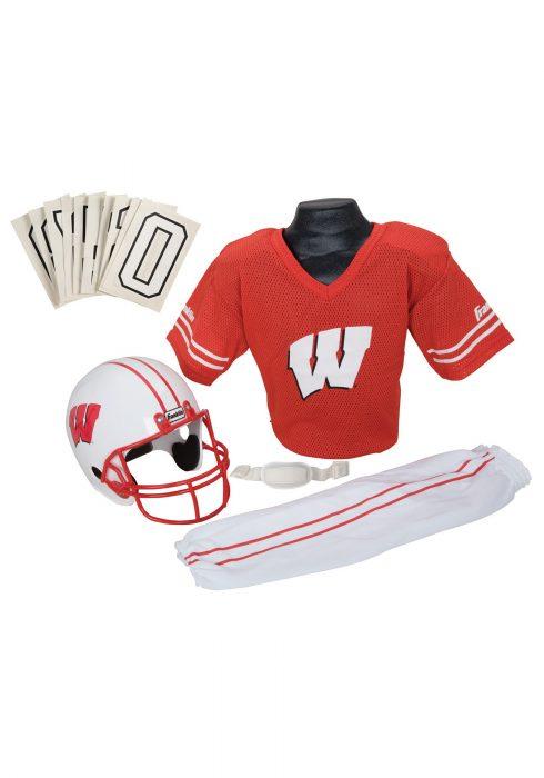 Wisconsin Badgers Child Uniform