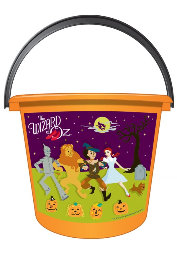 Wizard of Oz Candy Pail