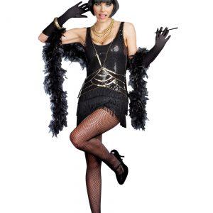 Women's Ain't Misbehavin' Flapper Costume