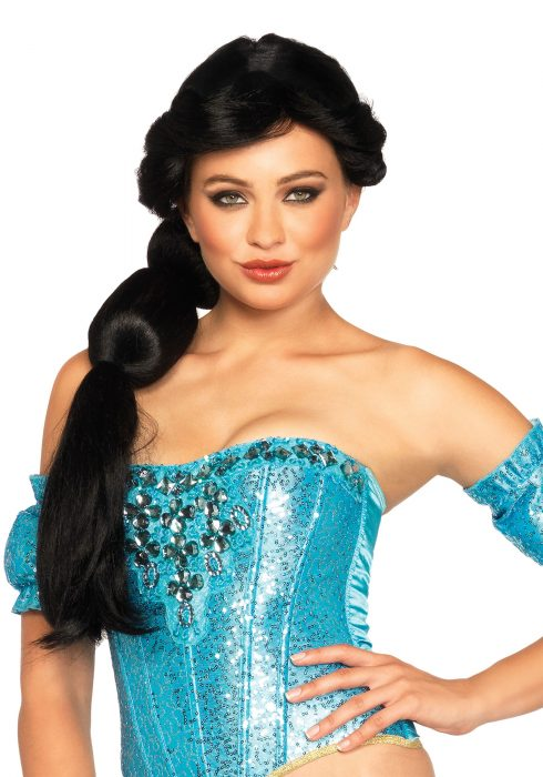 Women's Arabian Beauty Wig
