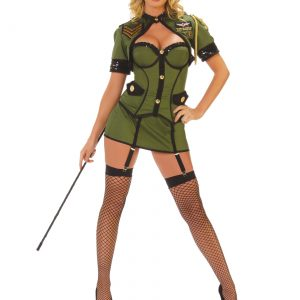 Women's Army General Costume